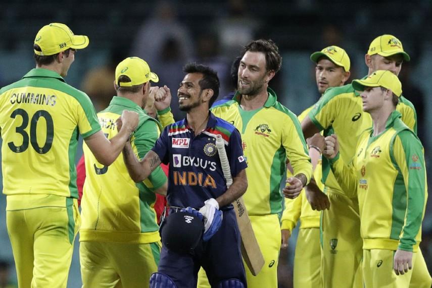 Chahal vs AUS after match A 571 855