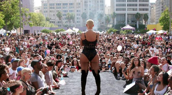 amber rose slutwalk