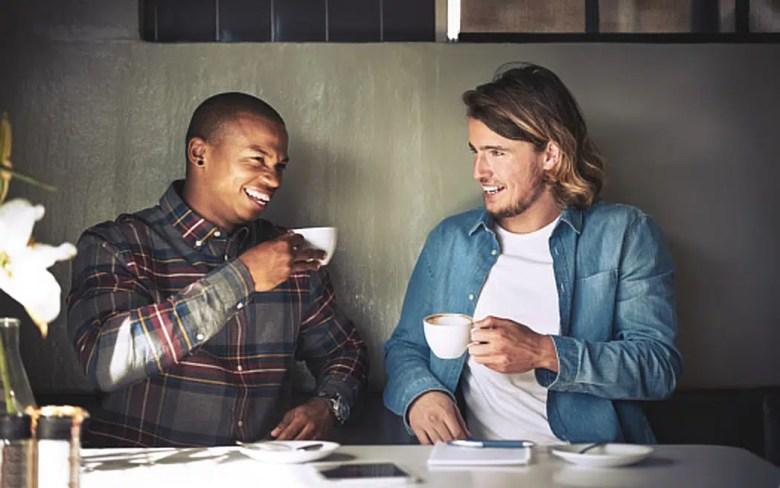 gay coffee shop