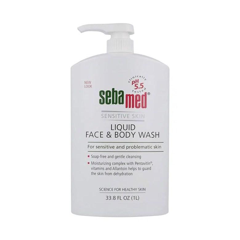 Sebamed Liquid Face and Body Wash