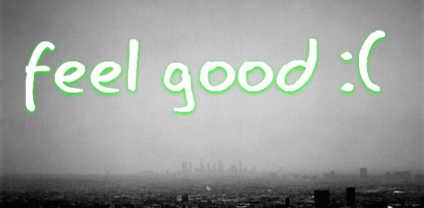 I'm so not feel good :(