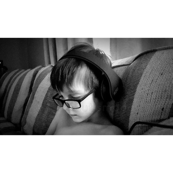 Autism in Real Life: Headphones help to drown out noise