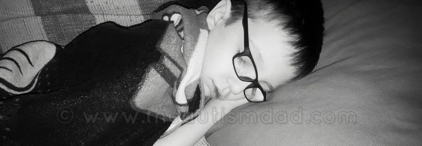 Emmett's sleep problems are getting worse