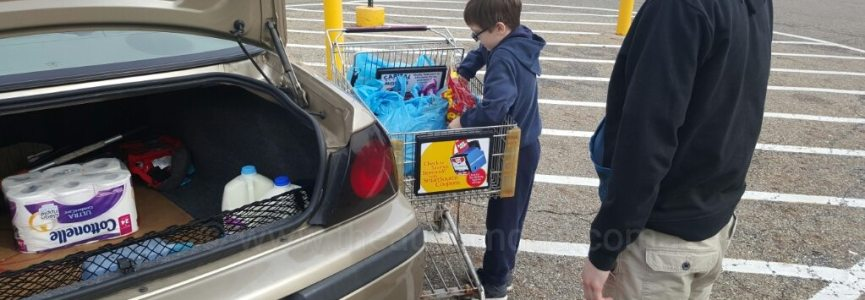 #Autism Parenting: I always try to foster my kids willingness to be helpful