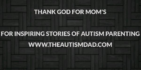 Thank God for Mom's