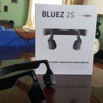 (Review) Aftershokz Bluez 2S Wireless Bluetooth Bone Conduction Headphones