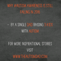 Why #Autism Awareness is still failing in 2016