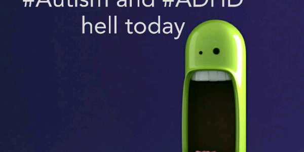 I've been stuck in #Autism and #ADHD hell today