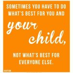 Today's Quote of The Day is the single best piece of advice I've heard in regards to #Autism Parenting