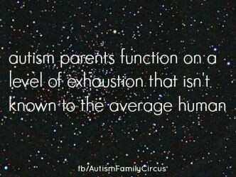 This perfectly sums up #Autism parenting and sleep deprivation