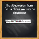 The #Depression Front: News about my war on depression