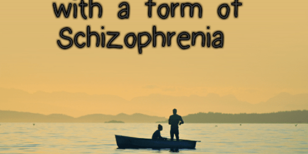 How it feels to watch my son struggle with a form of #Schizophrenia