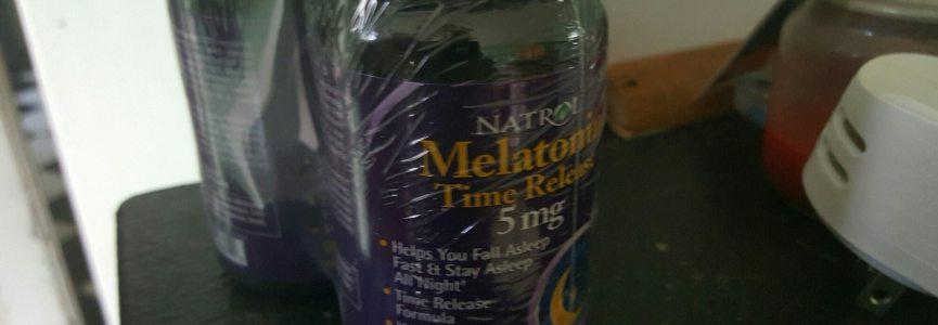 In the market for Melatonin? Amazon's got a sweet deal