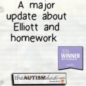 A major update about Elliott and homework