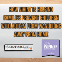 How @VivintHome is helping families prevent children with Autism from wandering away from home