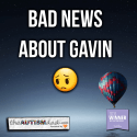 Bad news about Gavin :(