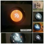 We just received the @nest PRO learning thermostat today