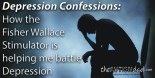 Depression Confessions: How the @fisherwallace Stimulator is helping me battle #Depression