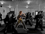Pictures from yesterdays therapeutic martial arts promotion