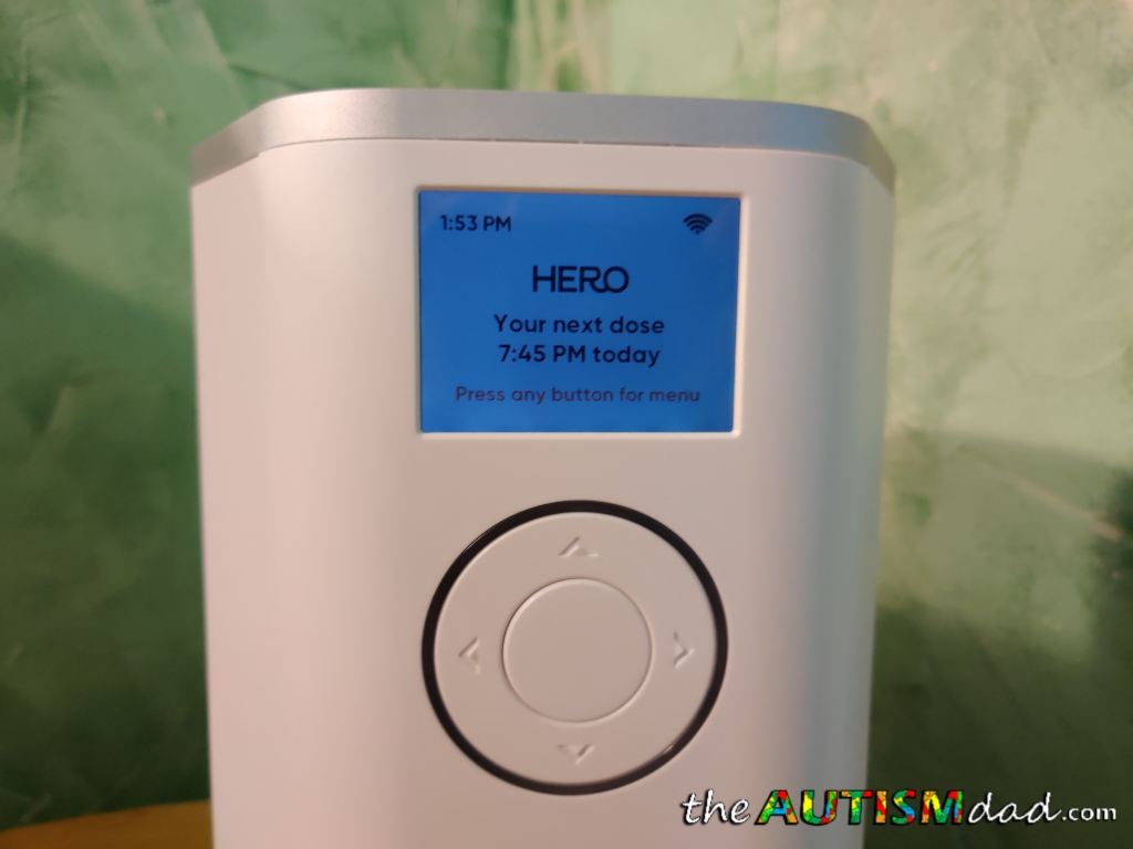 HERO Smart Automatic Pill Dispenser