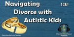 Navigating #Divorce with #Autistic Kids