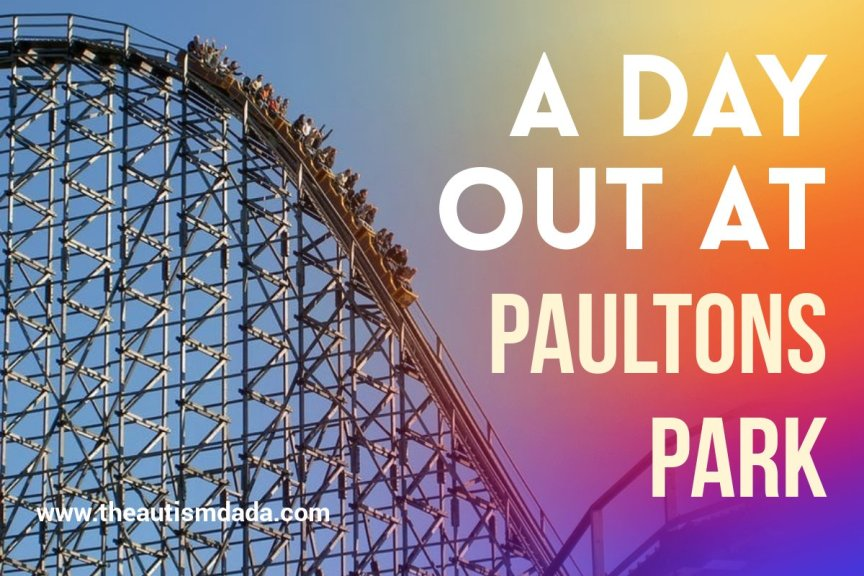 A Day Out At Paultons Park