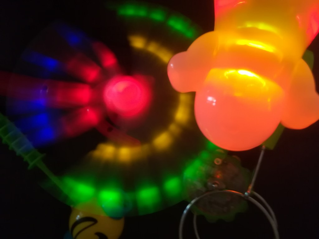 light up toys, attention autism