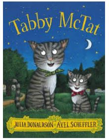 Tabby McTat 100 books for under 5's