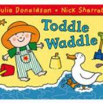 TODDLE WADDLE, 100 books for under 5's