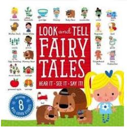 Look and Tell fairy-tales
