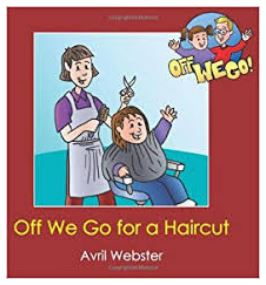 Avril Webster Off we go for a haircut