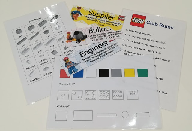 LEGO Therapy for autism