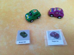 communication toy box cars