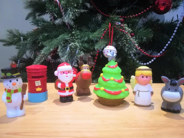 Christmas happyland toys