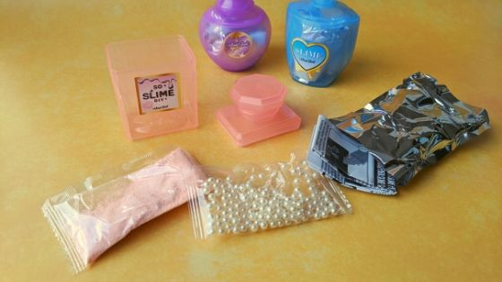 Slime Glam contents