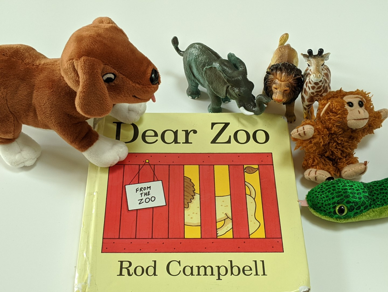 Dear Zoo story