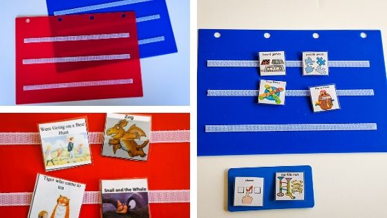 Choices boards