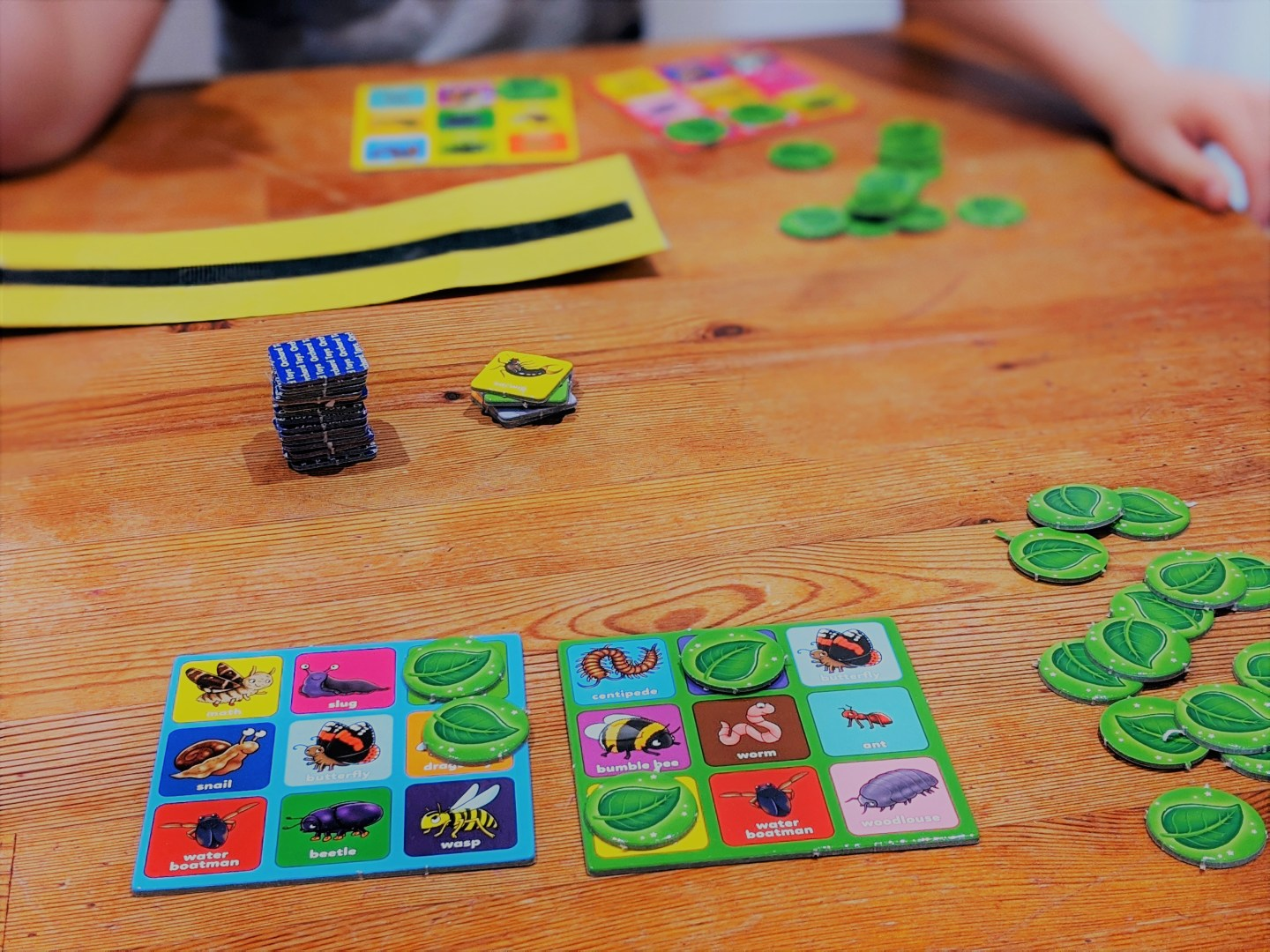 Orchard toys bug game