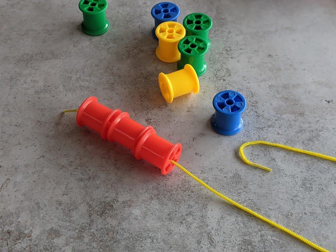 threading spools