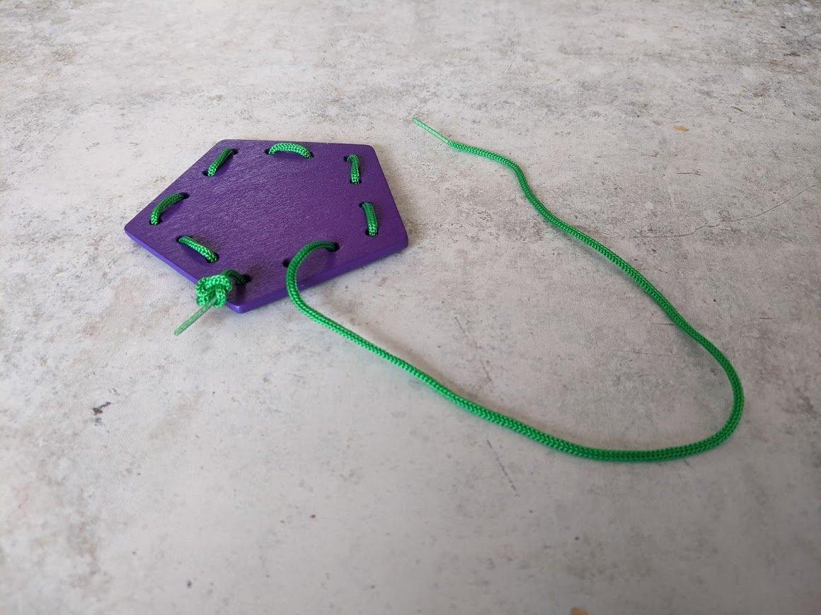 sensory submarine threading shape