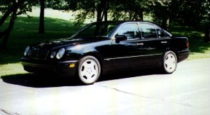 1997 mbz e320 idle transmission throttle timing dead