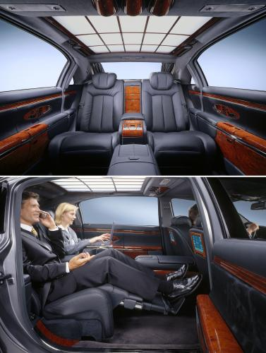 inside the Maybach