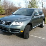 2007 Volkswagen Touareg V6 Review