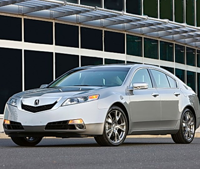 2009 Acura Tl Awd