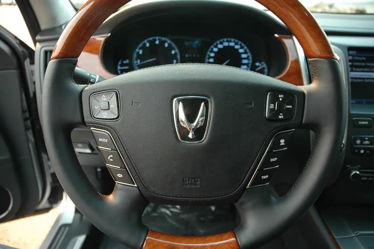 Hyundai Equus Preview