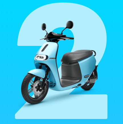 New Gogoro 2 Smartscooter Expands Gogoro's Vision For A New Generation Of Urban Transportation For All