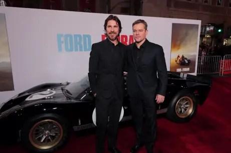Ford V Ferrari Hollywood Premiere
