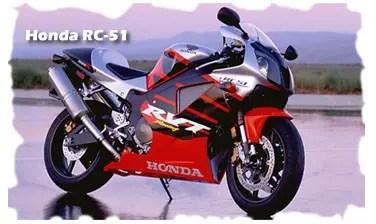 Honda RC51 2001