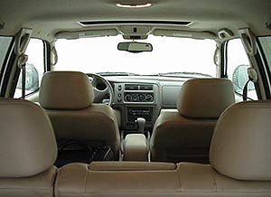 Photo Gallery For The Mitsubishi Montero Sport