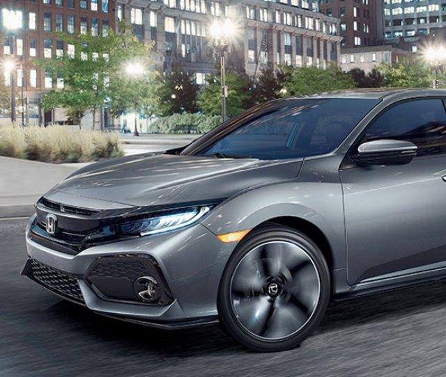 2018 Honda Civic Hatchback In Fort Lauderdale Fl Serving Aventura Coral Springs Hollywood